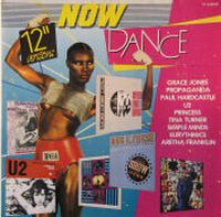 Cover  - Now Dance [1986]